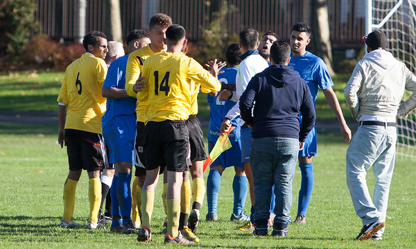 FC LEYTONSTONE 2-1 LONDON APSA