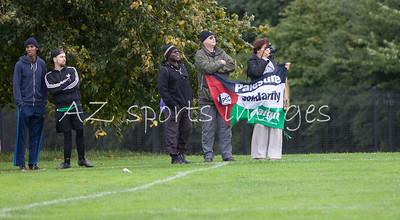 London Gaza FC  4-0 Asianos Reserves