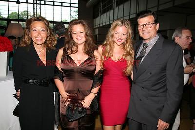 Suzanne, Tina, Victoria, John Hooker