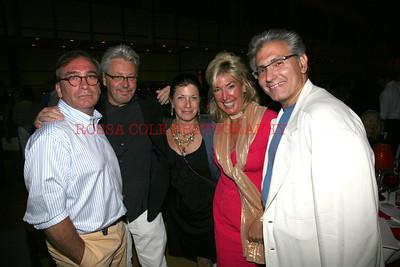 Peter Marsalles, Dan Rizzie, Sue Lazarus, Cindy Lu Waters, Richard Friedman