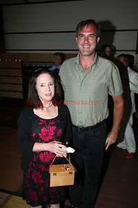 Karen Baldwin, Chris Lucas