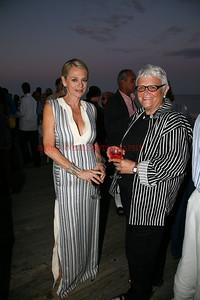 Debbie Bancroft and Zoe Kamitses