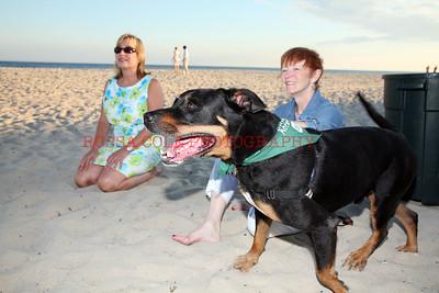 Cheryl  Lewin & Diane Gover with RINGO