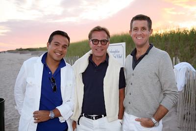 Eduardo Natal, Will Ameringer, John Seery