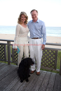 Ellen and Chuck Scarborough with Oliver 2