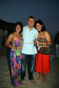 Corinne Curuzca, Eric Genco, Christine Shim