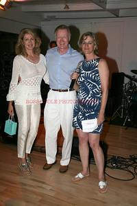Ellen and Chuck Scarborough, Sara Davison 3