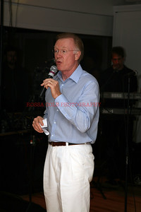 Chuck Scarborough speaking