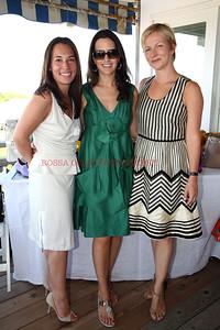 Samantha Young, Haley Binn, Sarah Geary