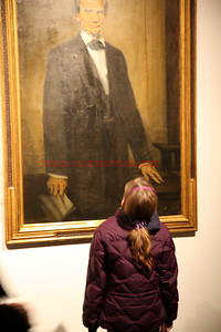 Looking at Portrait 2