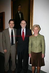 Max Rudin, Harold Holzer, Cheryl Hurley