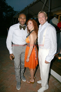 Shawn Bell, Alisa Kauffman, Sam Champion