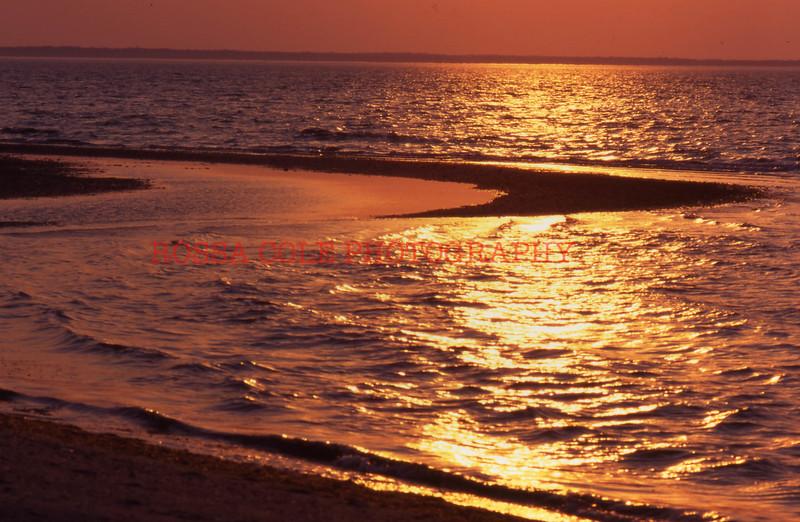 sunset, East hampton