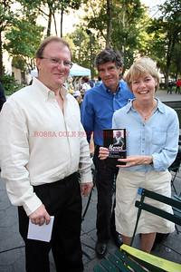 Chris Cardiff, John Celli, Esther Mackintosh