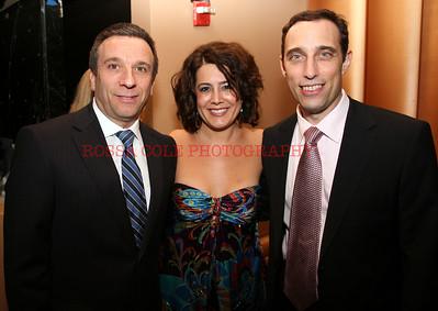 Ken Berger, Kristina Cohen, Jeff Jones