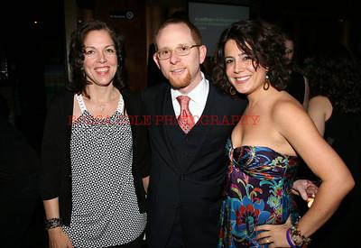 Susan Berti, Eli and Kristina Cohen