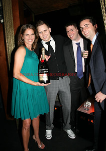 Natalie Morales with Champagne 2