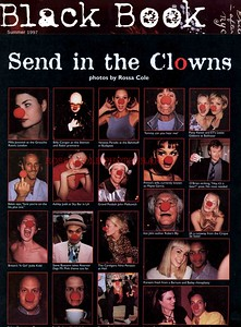 ISSUE #3-CLOWN NOSE-SUMMER '97
