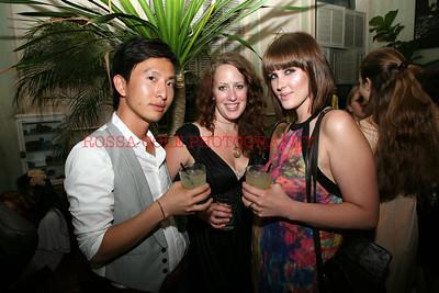 Daniel Su, Aimee Rawlins, Victoria Cameron