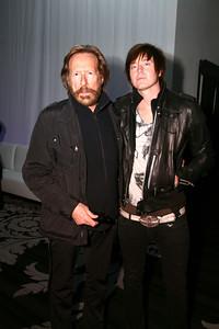 Larry and Austin Sands