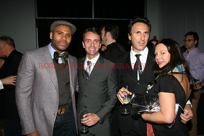 Shawn Bell, Frederico Azevedo, Michele Guiliani, Neoly Lika Williams