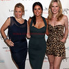 Ali Wentworth, Katie Lee, Stephanie March