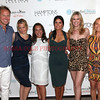 Chris Bragge, Ali Wentworth, Samantha Yanks, Katie Lee, Stephanie March, Debra Halpert