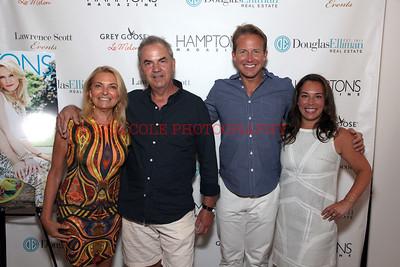 Debra Halpert, Surfboard Artist, Chris Wagge, Samantha Yanks