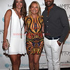 Crystal Willis, Debra Halpert,  Jarrett Willis