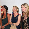 Katie Lee, Ali Wentworth, Stephanie March