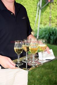 Wines on Tray