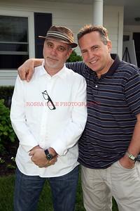 Ron Marrazzo, Warren Manos