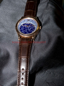 """Van Cleef & Arpels, """"Midnight in The Hamptons"""" ,Rose Gold, Limited Edition, $70000_1"""