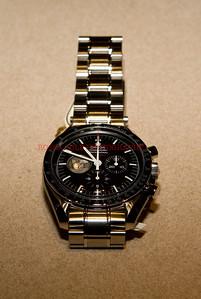 Omega Speedmaster 40th anniversary Moon Watch, London Jewelers