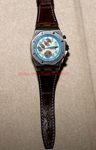 Audemars Piguet, Montauk Highway, Limited 1:300, Exclusive To London Jewelers, $20,500