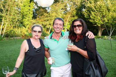 Mary Ann Campo, John Messina, Anne Porcelli