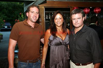 Dave Wisner, Jen Wisner, Matthew Austin