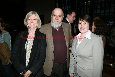 Donna Gustafson, Jeffery Wechsler, Sue Davies