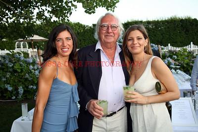 Josephine Campanella, Richard Meier, Farah Grande