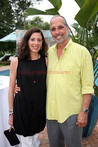 Nancy Mizrahi, Michael Burns