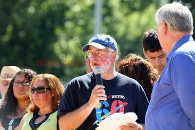Congressman Tim Bishop speakin