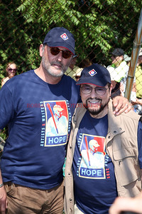 Jean Reno, James Lipton 4 copy