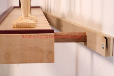 23-Shelf Connector Detail