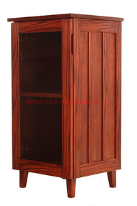 16-Record Cabinet From Side