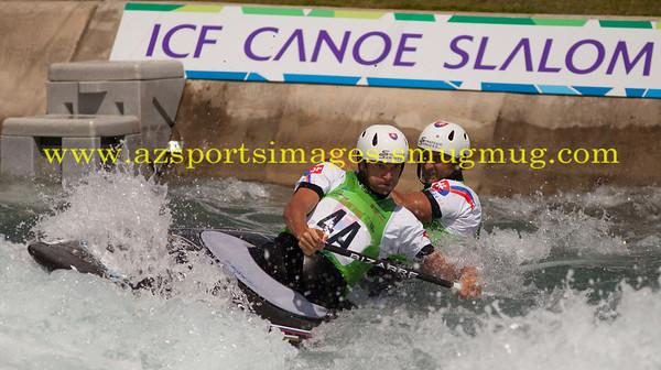 098  ICF Canoe Slalom -World Cup
