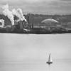 Sailboat (2) -- Tacoma, Washington (February 2011)