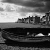 Boat on Beach -- Aldeburgh, England (September 2012)