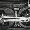 Locomotive (3) (Soft Focus) -- Snoqualmie, Washington (July 2012)