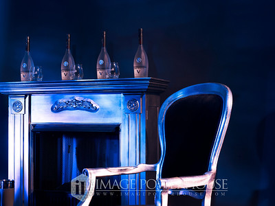 Remy Martin Live Photo Shoot Set Design