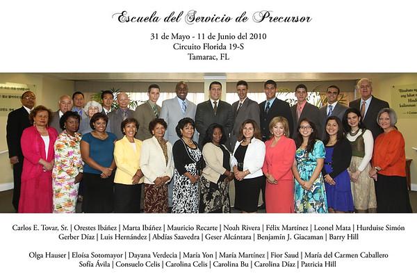 Escuela Precursores Mayo 2010